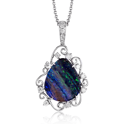 TP341 COLOR PENDANT