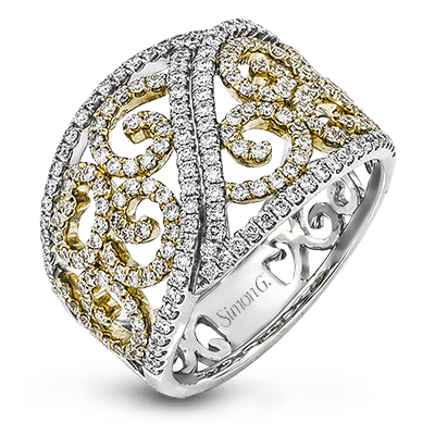 TR328 RIGHT HAND RING