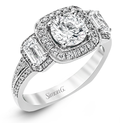TR446 ENGAGEMENT RING