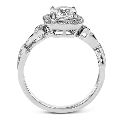 TR526 ENGAGEMENT RING
