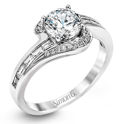 TR566 ENGAGEMENT RING