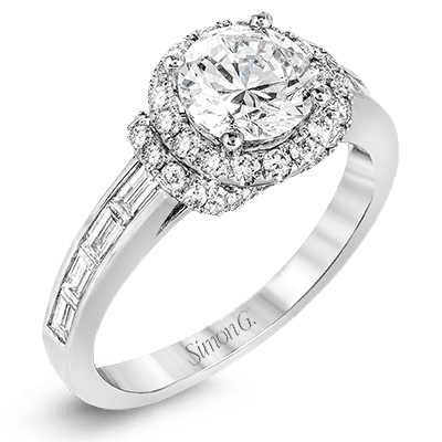 TR593 ENGAGEMENT RING