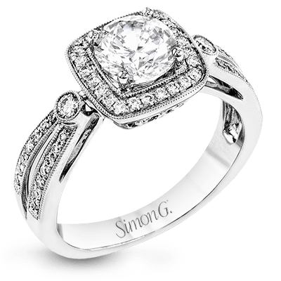 TR619 ENGAGEMENT RING