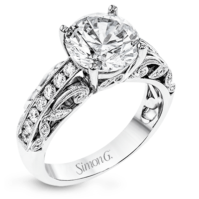 TR622 ENGAGEMENT RING