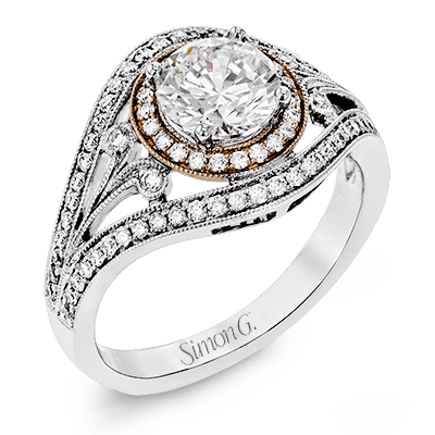 TR628 ENGAGEMENT RING