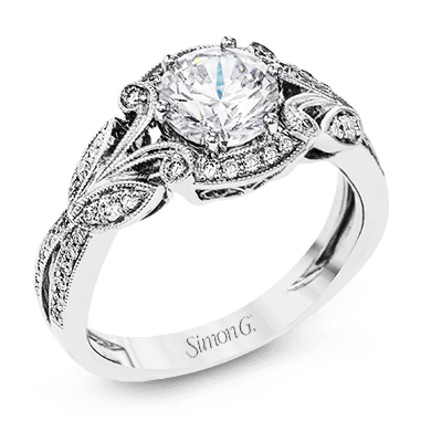 TR629 ENGAGEMENT RING