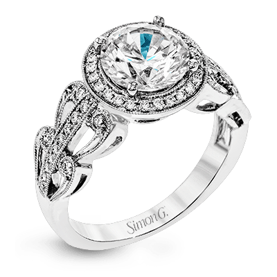 TR631 ENGAGEMENT RING