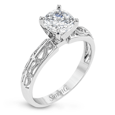 TR679 ENGAGEMENT RING