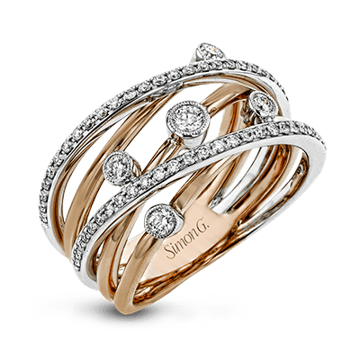 TR694 RIGHT HAND RING