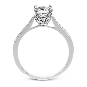 TR701 ENGAGEMENT RING