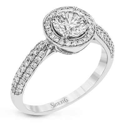 TR703 ENGAGEMENT RING