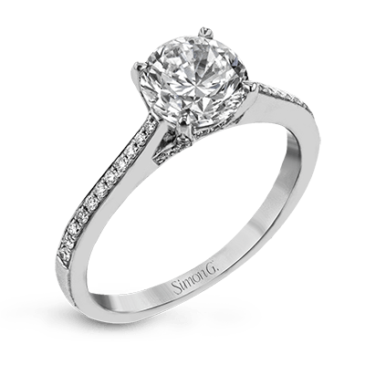 Simon G  Jewelry - Designer Engagement Rings, Bands and Sets
