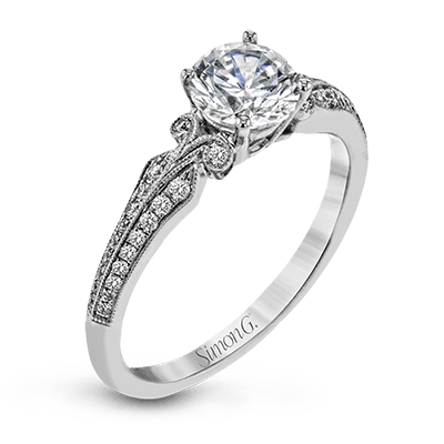 TR717 ENGAGEMENT RING