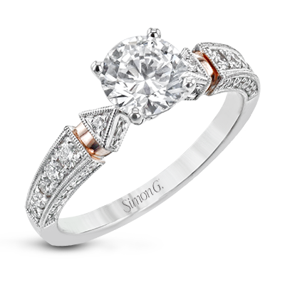 TR787 ENGAGEMENT RING