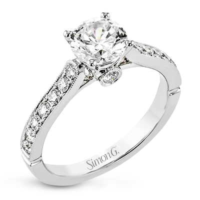 TR802 ENGAGEMENT RING